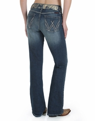 Wrangler Women's Shiloh Jean - Dark Denim (Closeout)