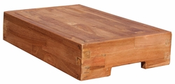 FJL Rectangular Recycled Teak Cutting board