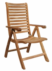 Italy Reclining Chair made by Chic Teak©