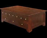 Mahogany Helsinki Coffee Table
