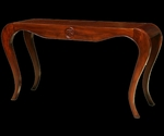 Mahogany Ubud Console Table