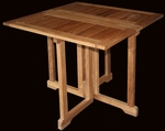 Teak Hatteras Square Table