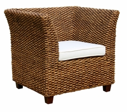 Water Hyacinth Rome Club Chair
