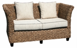 Water Hyacinth Rome Loveseat