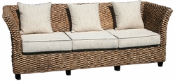 Water Hyacinth Rome Sofa