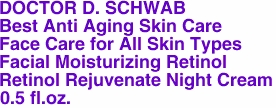 DOCTOR D. SCHWAB