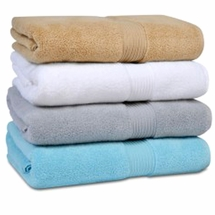 Air Towels-6 Piece Towel Set by Home Source International