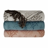 Birch Grove Chenille Throw-100% Cotton by Scent-Sation