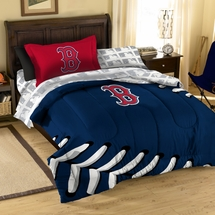 Boston Red Sox Mini Bed In A Bag Set-Twin or Full Size