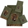 Camoflauge Deer Towel Collection by Avanti Linens