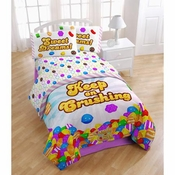 Candy Crush Kids Bedding