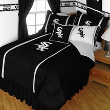 Chicago White Sox Sidelines Bedding