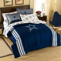 Dallas Cowboys NFL Bed In A Bag Set