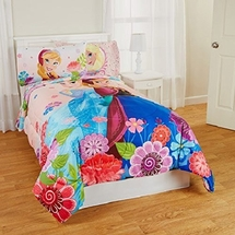 "Disney Princess ""Floral Breeze"" Twin/Full Comforter"