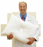 Dr. J's Sleep Solution Ultimate Bed Pillow-Jumbo Size