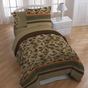 Duck Dynasty Twin Bedding