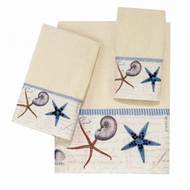 Embellished Towels by Avanti