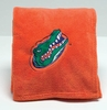 Florida Gators Embroidered Fleece Throw-Orange