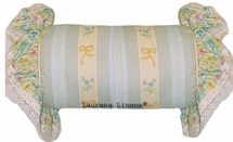 FLOWING RIBBONS NECKROLL -NO LACE
