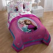 "Frozen ""Snowflake""  Bedding for Girls by Disney"