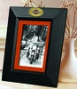 "Harley Davidson Black Bar & Shield Medallion Picture Frame Portrait 4"" x 6"""