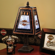 Harley Davidson� Lamps, Switch Plates & Night Lights
