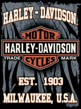 Harley Davidson�  Blankets Throws & Blankets with Sleeves