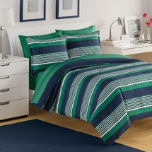 Izod Caddy Stripe Comforter Set