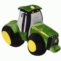 John Deere Buddy Plush Tractor Pillow