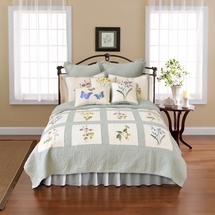 Josephine 100% Cotton Quilt by Nostalgia Home Fashions-King