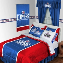 L. A. Clippers  Sidelines NBA Basketball Bedding