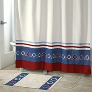 Life Preservers Shower Curtain & Accessories