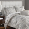 Martex Temperly Comforter Set-100% Cotton-Tossed Leaf Pattern