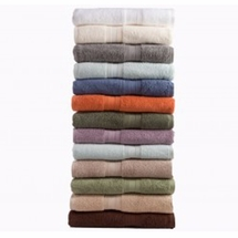 MicroCotton Aertex 6 Piece Towel Set by Home Source International