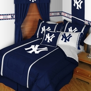New York Yankees Sidelines Bedding
