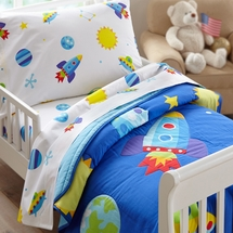 Out Of This World Toddler Bedding by Olive Kids