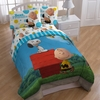 Peanuts & Snoopy Sunny Day Twin Bedding