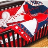 Philadelphia Phillies 4-Piece Crib Set