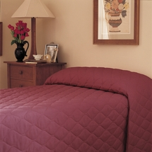 Quilted Bedspreads Solid Color by Martex