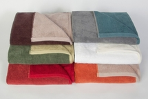 Reversible Cotton Towel Sets by Home Source International