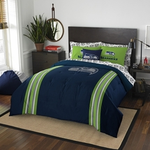 Seattle Seahawks NFL Bed In A Bag Set