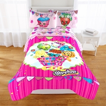 Shopkins Kids Bedding
