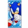 Sonic The Hedgehog Beach Towel-Mach Two