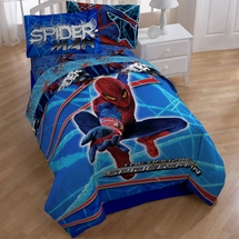 Spiderman Tech Bedding