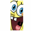 Spongebob Beach Towel-Big Smile