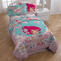 Strawberry Shortcake Bedding for Kids