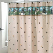 Taking Care of Business Shower Curtain & Accessories