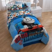 "Thomas ""Go Go"" Twin Bedding for Kids"