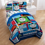 Thomas Right On Time Bedding