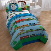 Thomas Scenic Twin Bedding